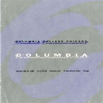1998 Graduate Commencement Program by Columbia College Chicago