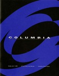 1998 Undergraduate Commencement Program by Columbia College Chicago