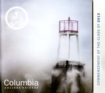 2013 Commencement Program by Columbia College Chicago