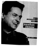 A Conversation With Jonathan Demme by Jonathan Demme and Anthony Loeb