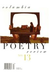 Columbia Poetry Review