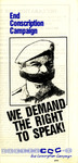 We Demand the Right to Speak