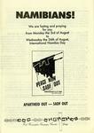 Namibians! by End Conscription Campaign