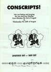 Conscripts! by End Conscription Campaign Churches' Subgroup