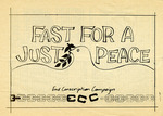 Fast for a Just Peace