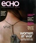 Echo, Summer/Fall 2007