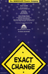Exact Change by The Immediate Theatre Company