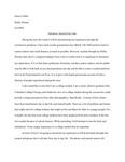 <i>Capturing Quarantine: Student Pandemic Experience</i> Journal by Grace Coelho