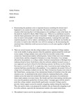 <i>Capturing Quarantine: Student Pandemic Experience</i> Journal by Gabby Watkins