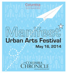 2014 Manifest Program by Columbia College Chicago
