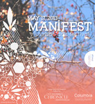 2013 Manifest Program by Columbia College Chicago
