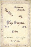 The Voice of the Phi Sigma -- 1886 -- Volume 08, No. 05