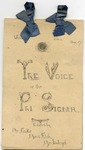 The Voice of the Phi Sigma -- 1887 -- Vol. 09, No. 04