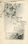 The Voice of the Phi Sigma -- 1888 -- Vol. 10, No. 02 & 03