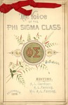 The Voice of the Phi Sigma -- 1888 -- Vol. 10, No. 06