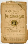 The Voice of the Phi Sigma -- 1890 -- Vol. 12, No. 02