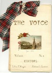 The Voice of the Phi Sigma -- 1890 -- Vol. 12, No. 03