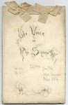 The Voice of the Phi Sigma  -- 1891 -- Vol. 13, No. 02