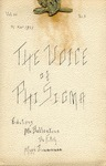 The Voice of the Phi Sigma -- 1893 -- Vol. 15, No. 03