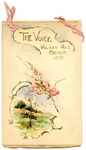The Voice of the Phi Sigma -- 1899 -- Vol. 22, No. 02