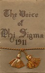 The Voice of the Phi Sigma -- 1911 --