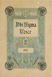 The Voice of the Phi Sigma -- 1917 -- Vol. 39, No. 01