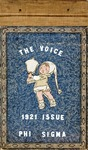 The Voice of the Phi Sigma -- 1921 --
