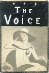 The Voice of the Phi Sigma -- 1930 --