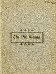 1901-1902 Annual Program