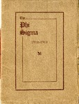 1910-1911 Annual Program
