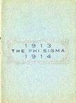 1913-1914 Annual Program