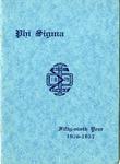 1936-1937 Annual Program
