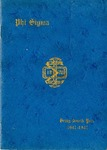 1941-1942 Annual Program