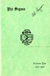 1967-1968 Annual Program