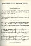 Piano Course: Grade 2, Exercises
