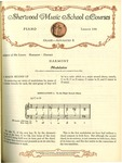 Piano Course: Grade 6, Lessons and Tests
