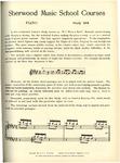 Piano Course: Grade 8, Studies