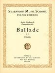 Piano Course: Grade 8, Compositions