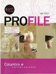 Profile, Fall 2007 by Columbia College Chicago