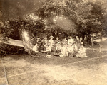 Phi Sigma Campers at Twin Lakes, Wisconsin by Phi Sigma and May Fisk Fitch
