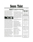 The Season Ticket, Fall 2004 by Columbia College Chicago
