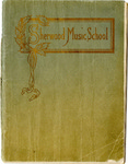Sherwood Music School Annual Catalog 1908-1909