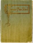 Sherwood Music School Annual Catalog 1908-1909