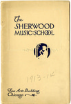 Sherwood Music School Annual Catalog 1913-1914