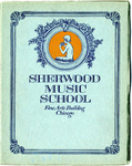 Sherwood Music School Annual Catalog 1920-1921