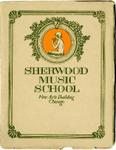 Sherwood Music School Annual Catalog 1921-1922