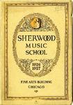 Sherwood Music School Annual Catalog 1926-1927