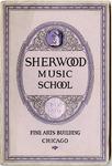 Sherwood Music School Annual Catalog 1930-1931
