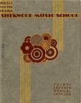 Sherwood Music School Annual Catalog 1931-1932