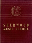 Sherwood Music School Annual Catalog 1943-1944 by Sherwood Music School